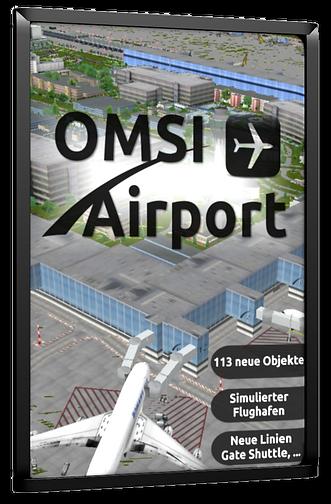 OMSI, Omnibussimulator, 2, 1, Addon, Erweiterung, Flughafen, Airport, map, mod, karte, kostenlos, free, download