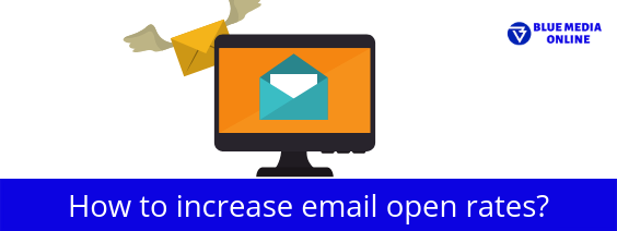 email marketing, bluemediaonline, email open rates, digital marketing,
