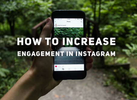 How to Increase Engagement in Instagram