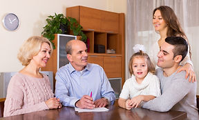 Wills and Trusts for family members
