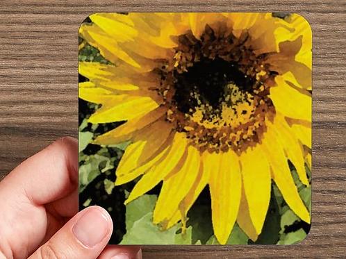 Sunflower C Coaster