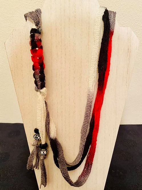 """Red """"Starbella"""" Necklace"""