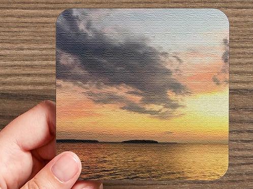 Sunset C Coaster