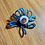 Thumbnail: Flower Scarf or Hat Clip C