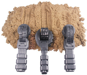 Advanced Building Sand Molds and Tools Kit (36 pcs)