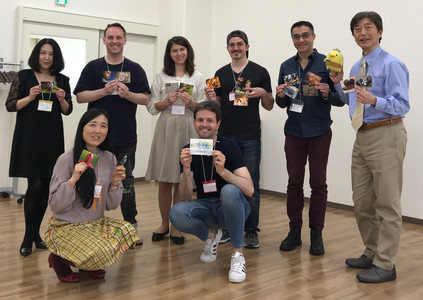 Workshop in Tokyo Personal Branding for Entrepreneurs