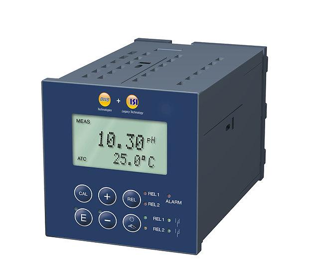 OPM223 Panel Mount pH/ORP Transmitter for Analog Sensors