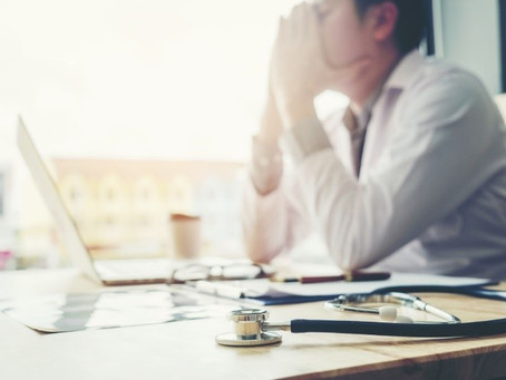 Physician burden: Not what I thought