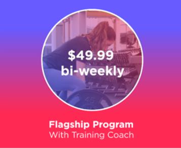 Daniel Lopez Training Flagship Program