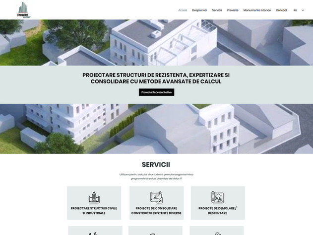 Strucon Proiect