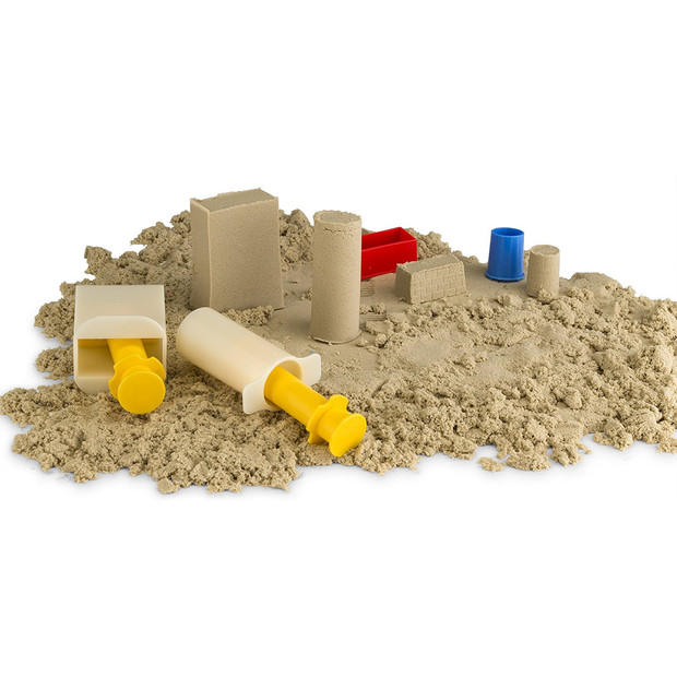 Advanced Building Sand Molds and Tools Kit (27 pcs)