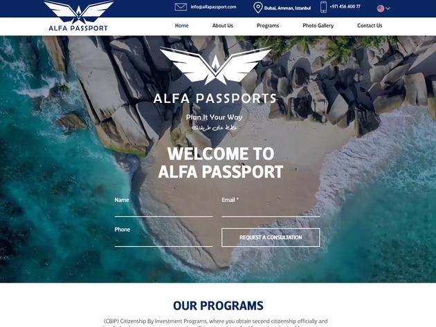 Alfa Passports