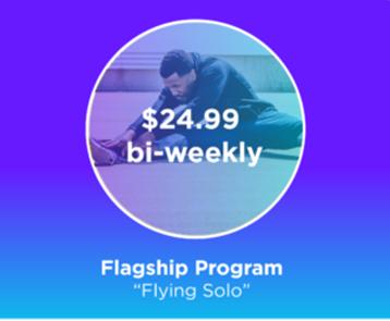 Flagship Program - Flying Solo