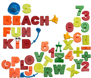 Learning Sand Molds and Tools Kit (44 Pcs)