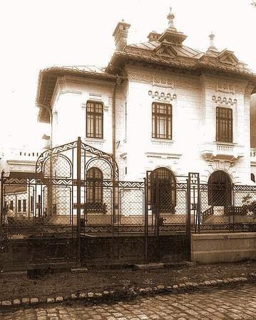 Imobil str. Scoalei 8 - Bucuresti
