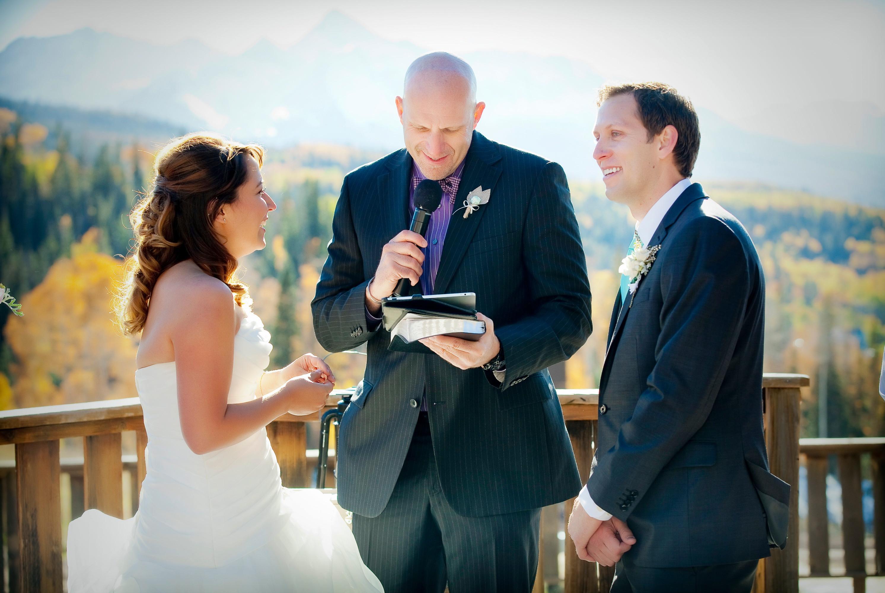 San Juan Silver Wedding