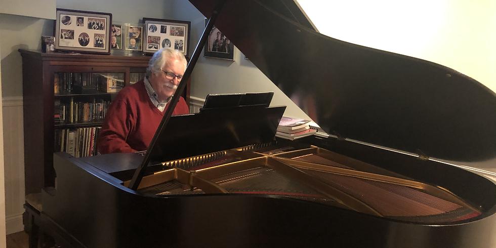 Live Piano Stream Facebook.com/markdavispianomusic23