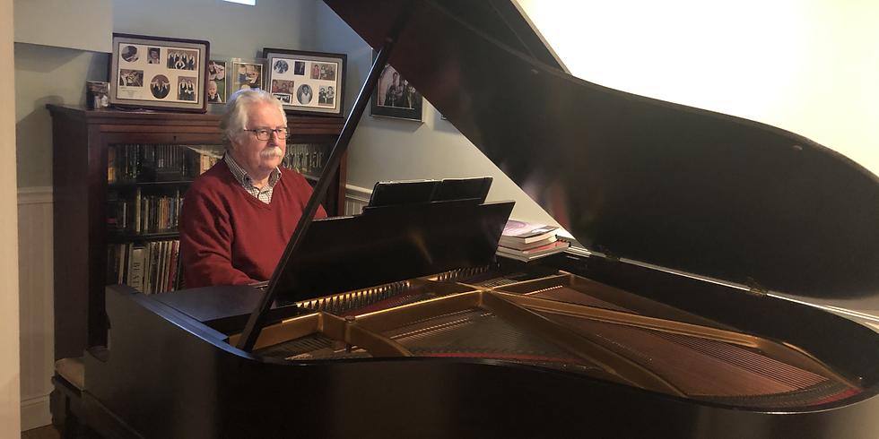 Piano With Mark