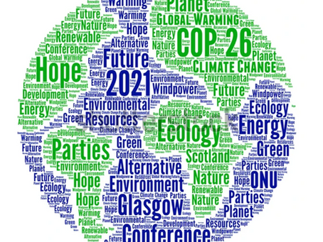 COP 26: Will The World Step Up?
