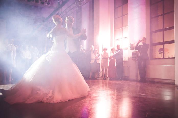 Hochzeitslocation-Tanzfläche