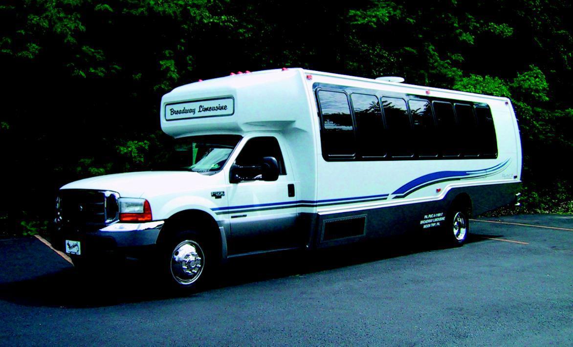 Krystal Luxury Limousine Bus