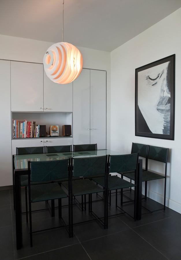 הדירה שהפכה ללופט מודרני
