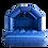 Thumbnail: 12ft x 12ft A-frame bouncy castle