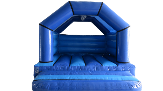 12ft x 12ft A-frame bouncy castle