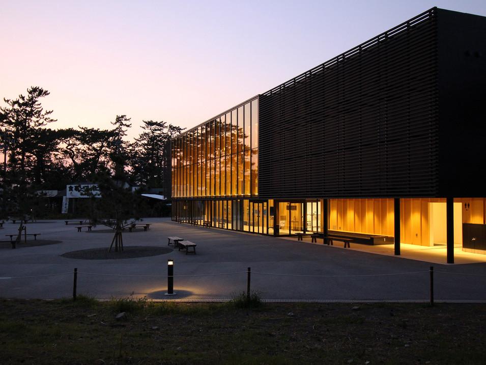 みほしるべ Miho no Matsubara Culture & Creativity Center Miho Shirube