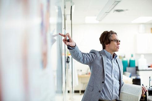 Lehrer Instructing