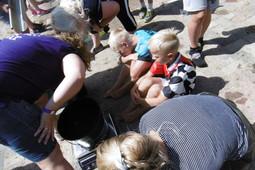 Camping Husternoard in Oudwoude Friesland voor kinderen
