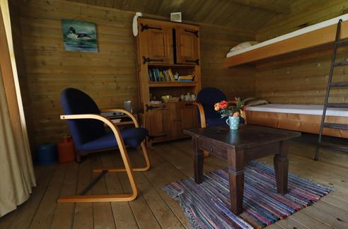 Camping Husternoard in Oudwoude Friesland blokhutten