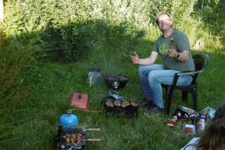 Camping Husternoard Oudwoude (Friesland) campers en tenten