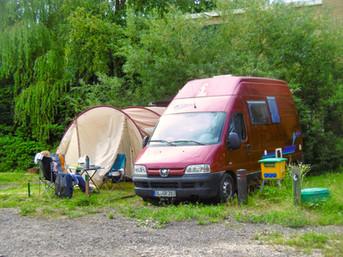 Kemping Husternoard Oudwoude camperplekken
