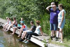 Camping Husternoard Friesland voor campers, tenten & boten