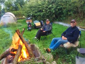 Kemping Husternoard Oudwoude tentplaatsen
