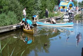 Camping Husternoard Oudwoude (Friesland)Camping Husternoard Friesland voor campers, tenten & kano's