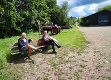 Camping Husternoard in Oudwoude Friesland | met nieuwe camperplaatsen