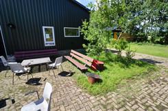 Camping Husternoard in Oudwoude Friesland met nieuwe camperplaatsen