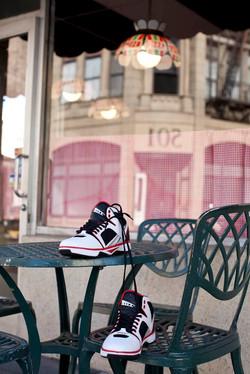 Ball Street Cafe Kicks