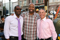 Rodney, Kenny Smith & Russell