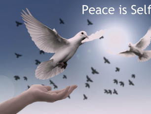 Justice vs Peace-A Choice Between Ego And Unconditional Love