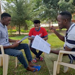 Le MBOA Youth Choir : 2ème session de travail