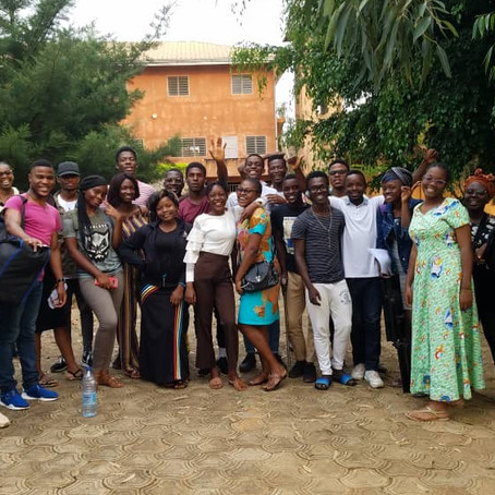 Le MBOA Youth Choir : l'aventure commence !