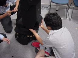 Robovie-III (ATR & Wakayama Univ., 2002)