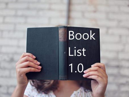 Business Book List 1.0