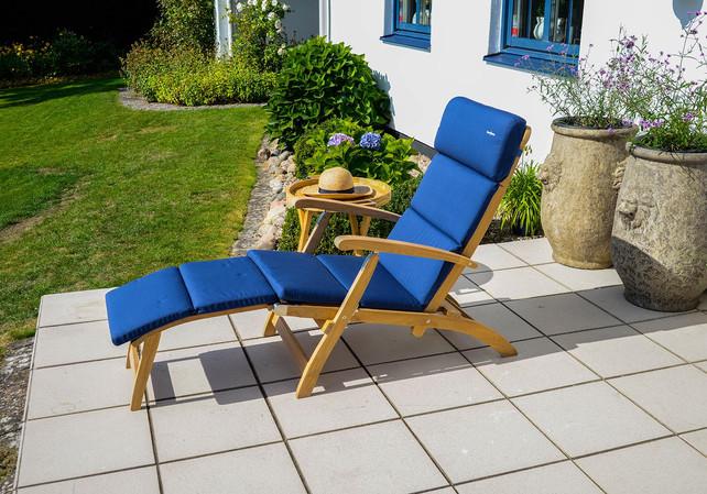 inout form Deckchair Blå dyna 3