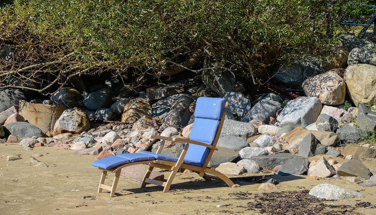 inout form Deckchair Blå dyna 4