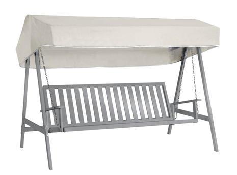 Hammock grå aluminium