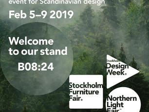 Stockholms Möbelmässa 2019